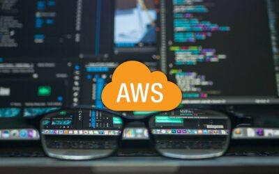 Visualizing an AWS cloud environment